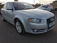 AUDI A4 1.9 TDI SE WITH FULL SERVICE HISTORY