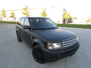 ☆ 2006 RANGE ROVER SPORT SUPERCHARGED ☆ *LEATHER,ROOF,LOADED!!!*