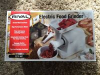 Food and Meat grinder - electric