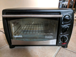 Four grille pain toaster bravetti