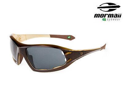 NIB MORMAII Model Floater Street Mens Sports Hand Painted UV 400 Sunglasses