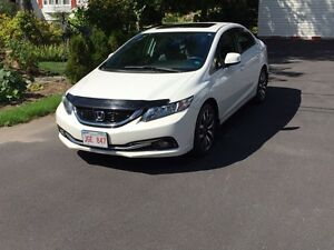 2013  Honda Civic Touring Sedan