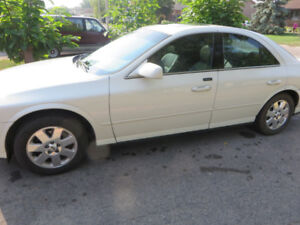2004 Lincoln LS ( Fully Loaded)