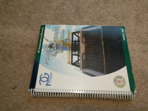 2nd Class Power Engineering textbook (2A2)