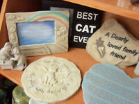 Pet bereavement items