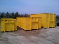 DISPOSAL BIN ★ GARBAGE DISPOSAL ★ FOR RENT ★ 416-770-7007