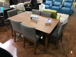 Mix and Match Dining Tables and Chair Clearance Event Now On!!!
