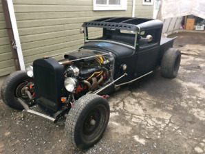 Hot rod Ford 1929