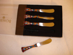 Christmas Holiday Knives/Spreaders