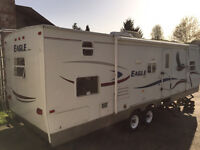 Bunk Style 30 ft. Jayco Trailer