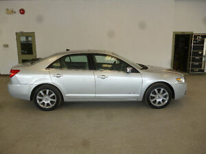 2009 LINCOLN MKZ AWD! MINT! LEATHER! SPECIAL ONLY $8,900!!!!