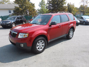 2010 MAZDA TRIBUTE 5 DOOR LIMITED SUV,3 YEAR WARRANTY INCLUDED