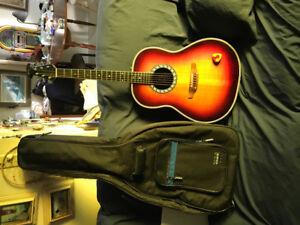 1979 Ovation Acoustic Guitar