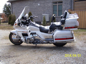 GOLDWING SE 1500 - 1996 - Well priced cruiser in great condition
