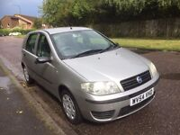 2004/54 FIAT PUNTO 1.2 ACTIVE, PETROL, MANUAL, 5-DOOR**LONG MOT*FULL SERVICE HISTORY**RECENT CAMBELT