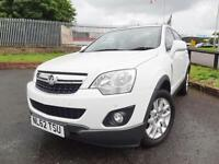 2012 Vauxhall Antara 2.2CDTi 163ps AWD Exclusiv - ONLY 28000mls - KMT Cars
