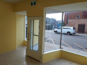 Rare! Prominent location in the heart of Downtown Simcoe!  $975+