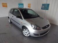 2007 07 FORD FIESTA 1.2 STYLE CLIMATE 16V 3D 78 BHP