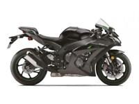2018 KAWASAKI ZX10-R SE ELECTRONIC SUSPENSION. 2000 DEPOSIT CONTRIBUTION OFFER