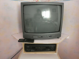 TV and vcr