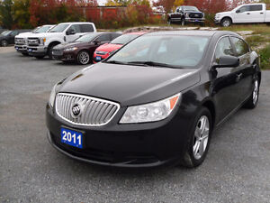 2011 Buick LaCrosse CX Sedan- GREAT CONDITION