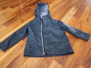 5T Boys rain jacket