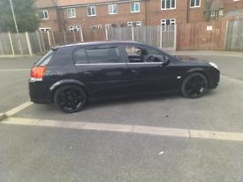 Vauxhall signum 2.0 turbo swap sell