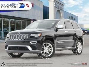 2014 Jeep Grand Cherokee Summit  NAV| ROOF| HEATED/COOLED LEATH