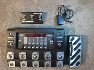 Digitech RP-1000 Multi effects pedal with expression pedal