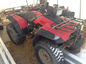 1987 Honda fourtrax 350 (project or parts quad)