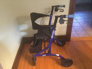 Walker - 4 wheels