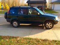 1998 HONDA CRV SUV ALL WHEEL DRIVE! WOW!  BUY HERE ..PAY HERE!