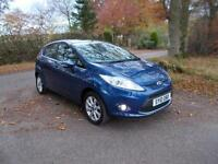 2010 Ford Fiesta 1.4 Zetec 5 door