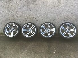 BMW wheels and tyres. M5/M6 replicas