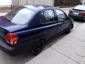 2002 Toyota Echo Bicorps