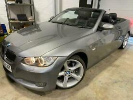 image for 2007 BMW 335i SE 2dr E93 CONVERTIBLE Grey *LOW MILES*RARE MANUAL GEARS*SPOTLESS
