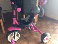 Milly Mally toddler bike