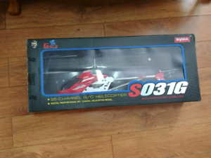 GIANT R/C HELICOPTER (SYMA S031G)