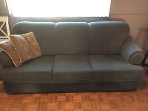 Sears  couch and two matching chairs - perfect condition