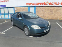 Nissan Primera 1.8 S 1 OWNER AND ONLY 43000 MILES