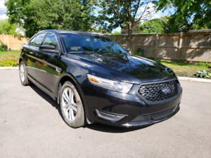 Ford Taurus SEL 2013 police-tuned