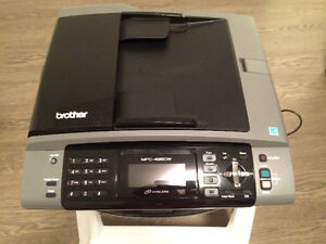 """Brother"" All-In-One Printer"
