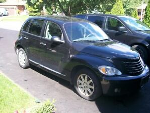 2010 PT Cruiser. Certified. BLUETOOTH. Low KMs. 1st $4500!