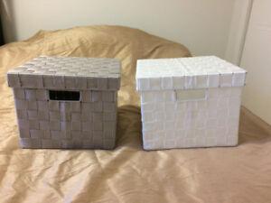 Décoration paniers coussins vase jetés baskets cushions blankets