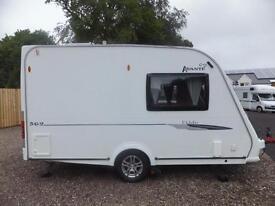 Elddis AVANTE 362 Caravan For Sale two berth