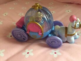 Cinderella Carriage by Fisher Price