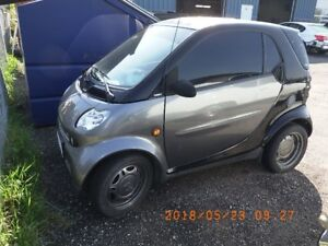 2006 Smart For-Two Pure