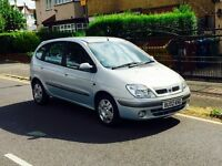 Renault Scenic 1.6 Automatic, Long MOT, Service History, Super Low Mileage, Cheap 4 Insurance,5 Door