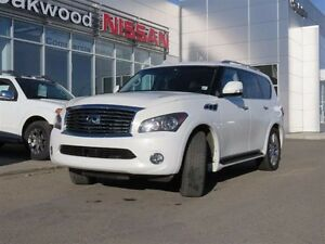 Infiniti QX56 Technology 2011
