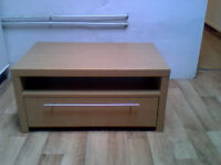 Solid Wooden TV Cabinet Stand with Drawer (80cm x 50cm x40cm)